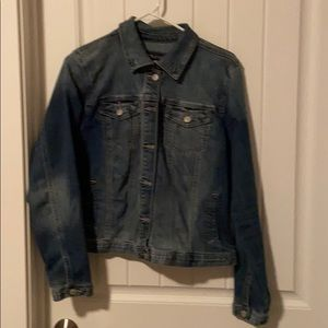 Maurices jeans jacket